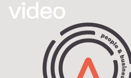 "Grafik med teksten ""video"""