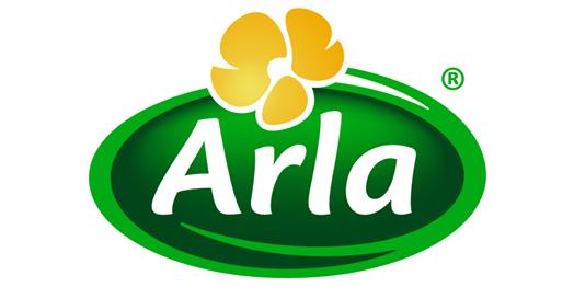 Logo fra Arla