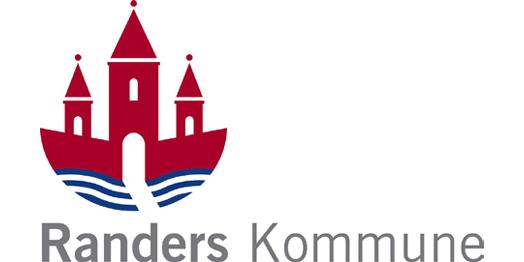 Logo fra Randers Kommune